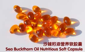 Seabuckthorn Oil Capsules
